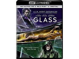 Glass 4K Blu-ray