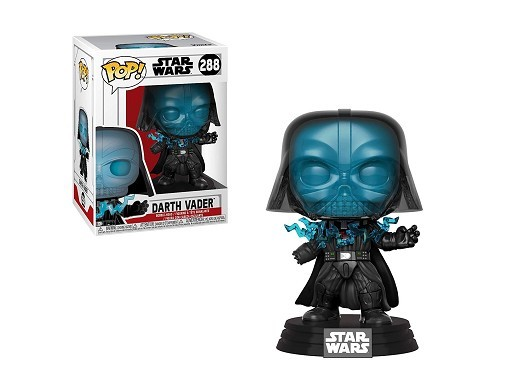 Figura Pop! SW: Return of The Jedi - Elec. Vader