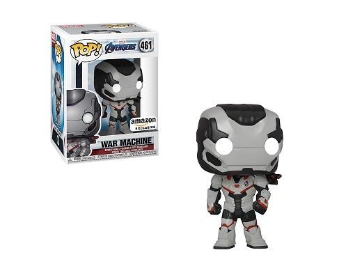 Figura Pop! Marvel: Avengers Endgame - W Machine V