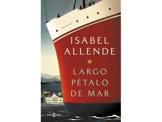 Largo pétalo de mar (ESP) Libro