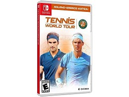 Tennis World Tour Roland-Garros Edition NSW