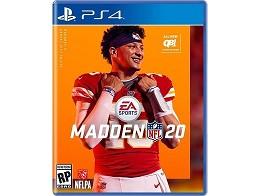 Madden NFL 20 PS4