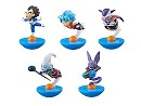 Mini figura Dragon Ball Super Yura Kore (al azar)