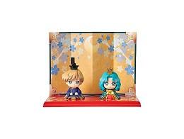 Figuras Petit Chara! Hinamatsuri Haruka & Michiru