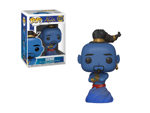 Figura Pop! Movies: Aladdin - Genie