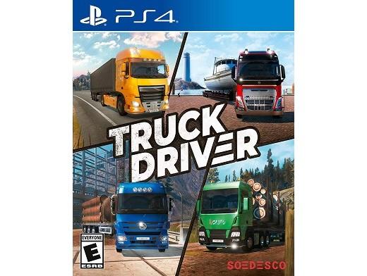 Truck Driver PS4