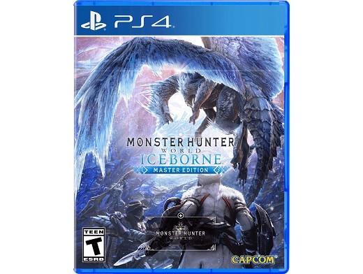 Monster Hunter World: Iceborne Master Ed. PS4
