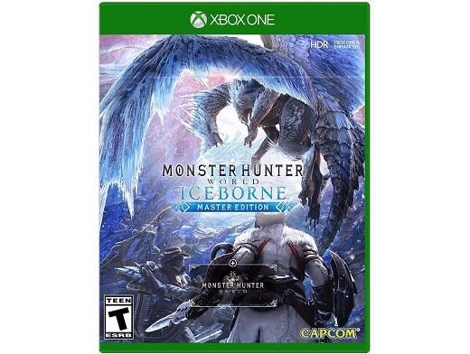 Monster Hunter World: Iceborne Master Ed. XBOX ONE