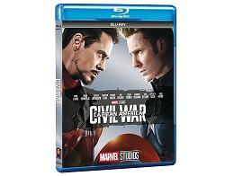 Capitán América: Civil War Latino Blu-ray