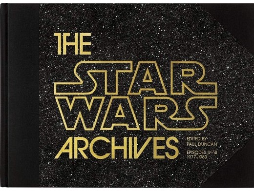 The Star Wars Archives. 1977–1983 (Ingles) Libro