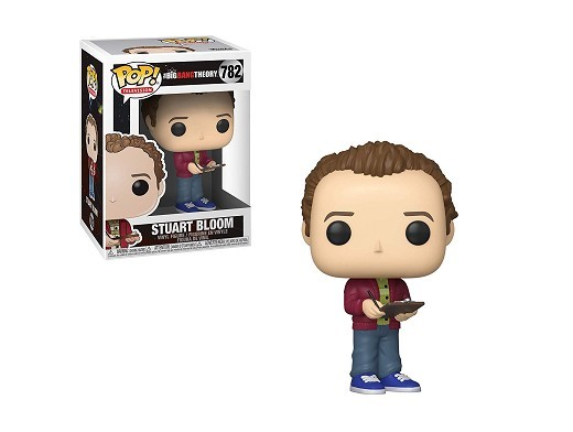 Figura Pop! TV: Big Bang Theory - Stuart