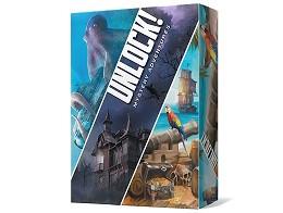 Unlock! Mystery Adventures - Juego de mesa
