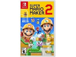 Super Mario Maker 2 NSW