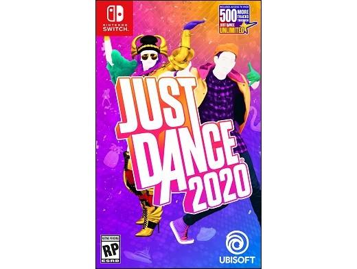 Just Dance 2020 NSW
