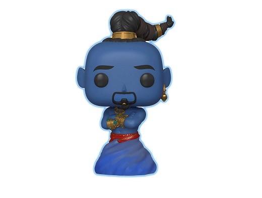 Figura Pop! Movies: Aladdin - Genie (Glow)