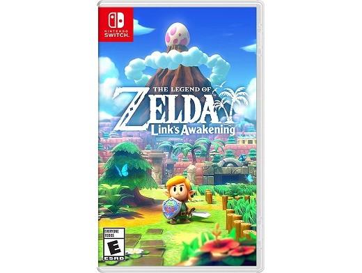The Legend of Zelda: Link's Awakening NSW