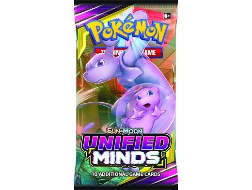 Sobre Pokémon TCG Unified Minds