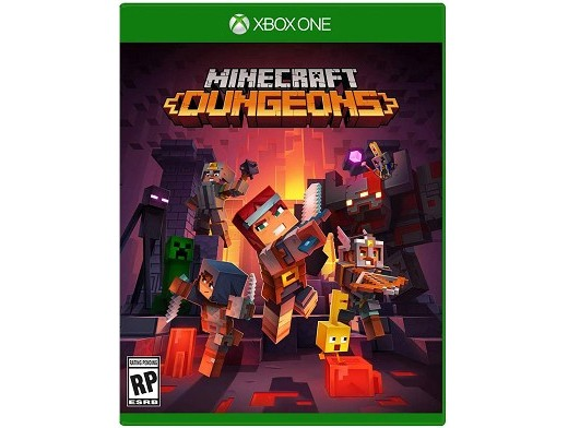 Minecraft Dungeons: Hero Edition XBOX ONE