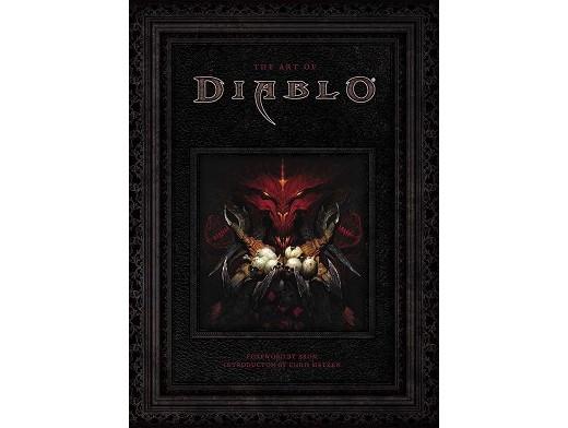 The Art of Diablo (ING) Libro