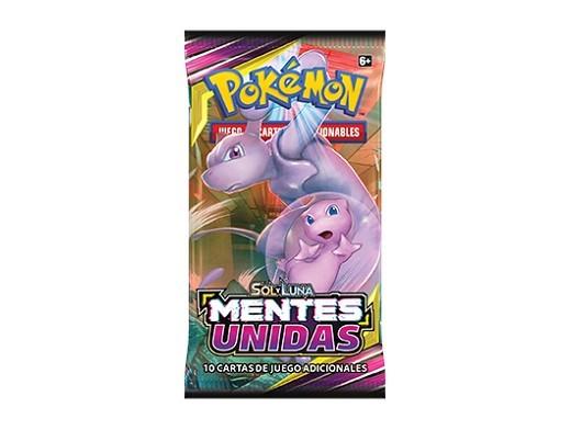Sobre Pokémon TCG Mentes Unidas