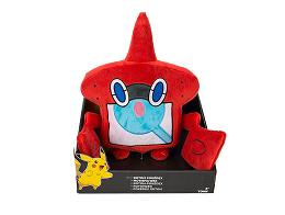 Peluche Pokémon Rotom Pokédex 20 Cms