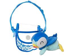 Peluche Pokémon + Bolsa Piplup 15 Cm