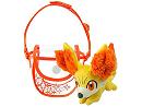 Peluche Pokémon + Bolsa Fennekin 15 Cm
