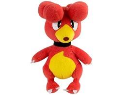 Peluche Pokémon Magby 20 Cm