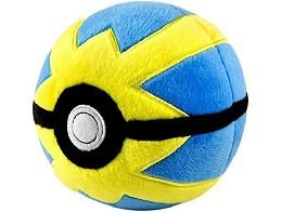 Peluche Pokémon Quick Ball 12 Cm