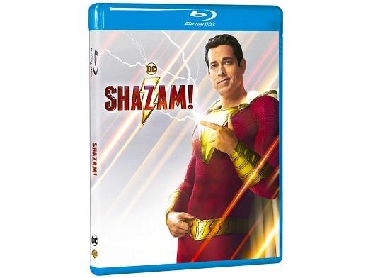 Shazam! Blu-Ray (latino)