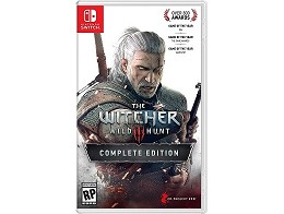 The Witcher 3: Wild Hunt Complete Edition NSW