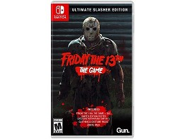 Friday The 13th: Game Ultimate Slasher Edition NSW