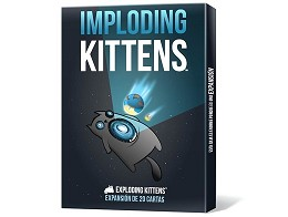 Imploding Kittens en español (expansión)