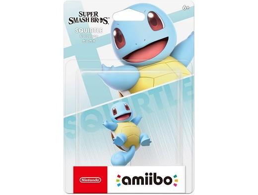 Nintendo amiibo: Squirtle Super Smash Bros. Series