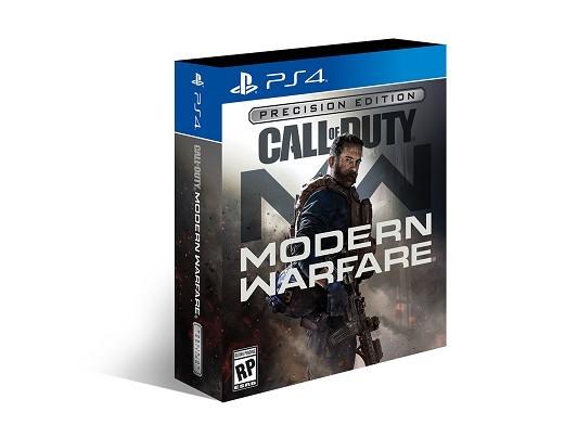 Call of Duty: Modern Warfare Precision Ed PS4