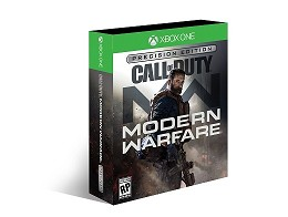Call of Duty: Modern Warfare Precision Ed XBOX ONE