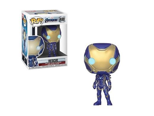 Figura Pop! Marvel: Avengers Endgame - Rescue
