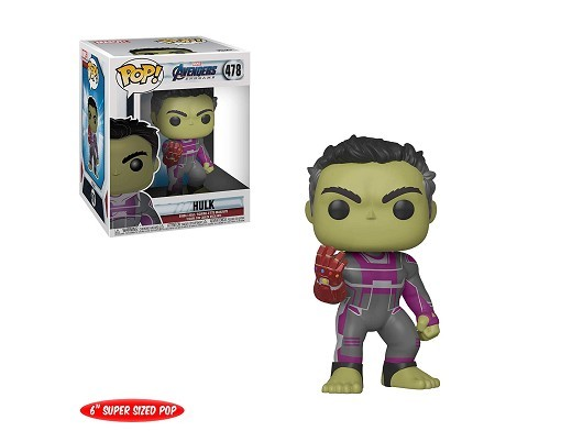 Figura Pop! Marvel: Avengers Endgame - 6