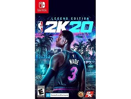 NBA 2K20 Legend Edition NSW