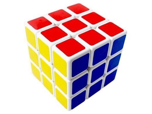 Cubo 3x3x3 - Aurora ShengShou Blanco (speed)
