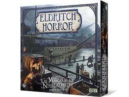 Eldritch Horror: Las máscaras de Nyarlathotep