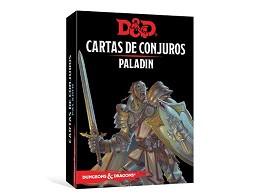 D&D Cartas de Conjuros - Paladín