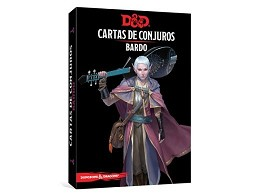 D&D Cartas de Conjuros - Bardo
