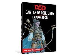 D&D Cartas de Conjuros - Explorador