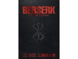 Berserk Deluxe Volume 2 (ING/HC) Comic