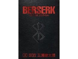 Berserk Deluxe Volume 3 (ING/HC) Comic