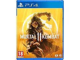 Mortal Kombat 11 (Europeo) PS4 Usado