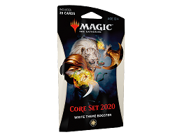 MTG Core Set 2020 Theme Booster - White