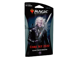 MTG Core Set 2020 Theme Booster - Black