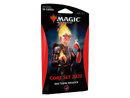 MTG Core Set 2020 Theme Booster - Red